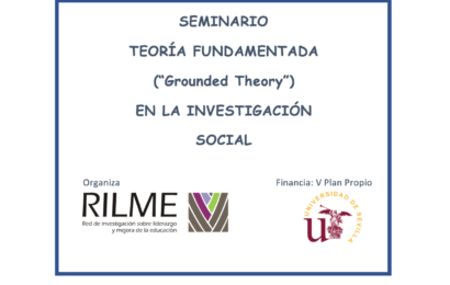 2nd Training Seminar of the RILME Network: Grounded Theory