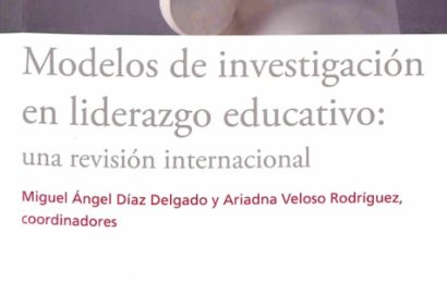 "RILME participates in the book ""Research models in Educational Leadership, an international review"" published in Spanish by Editorial IISUE-UNAM"