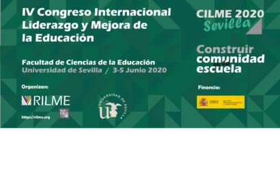 IV International Conference on Leadership and Educational Improvement – CILME 2020. 3-5 june 2020, Seville (Spain)